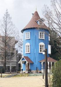 ムーミン屋敷